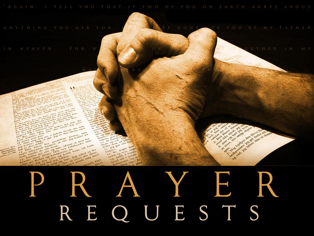 Prayer Requests - Truth Lutheran Church